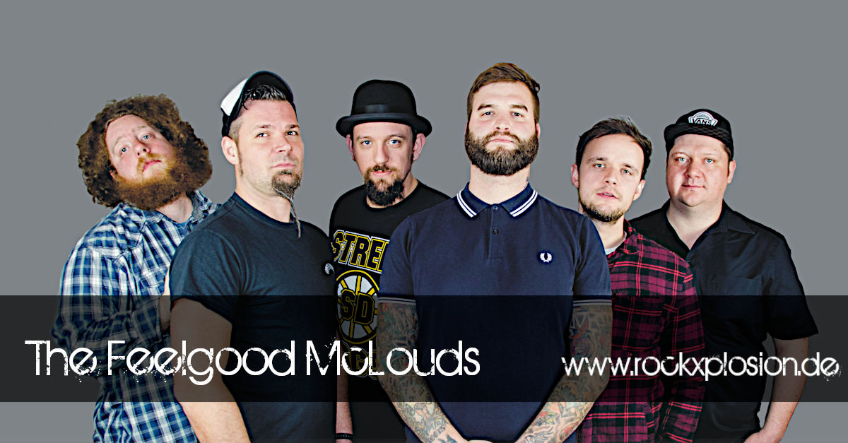 The Feelgood McLouds auf dem rockXplosion 2019 Festival