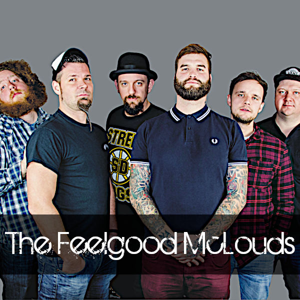 The Feelgood McLouds auf dem rockXplosion 2019
