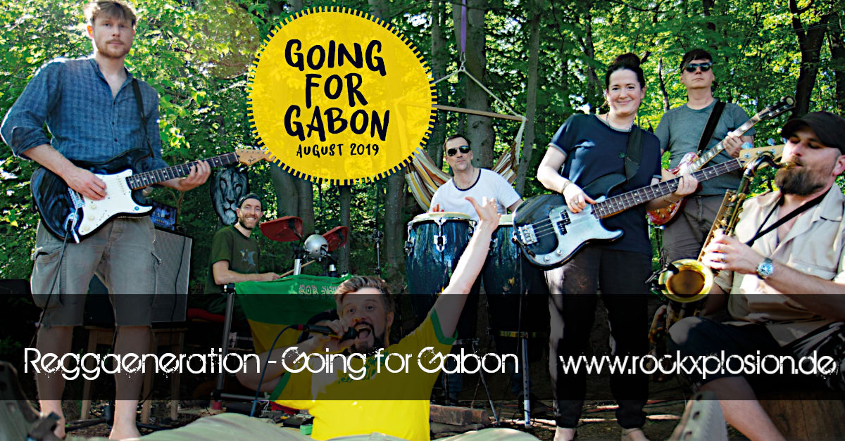 Veranstaltung - Going for Gabon