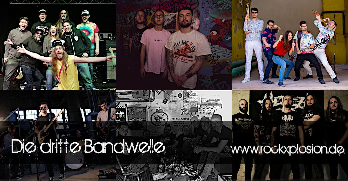 Festival News - Neue Bands zu Ostern