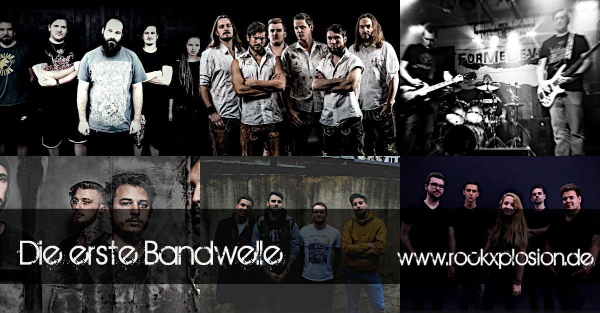 Festival News - Die ersten Bands bestätigt