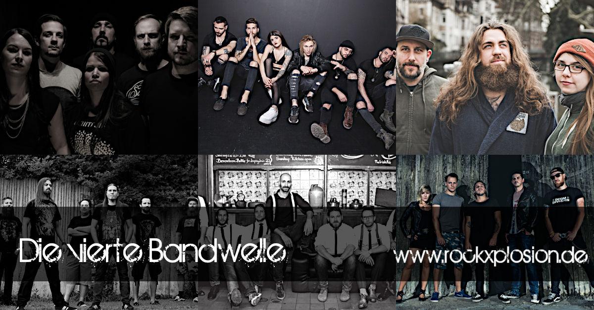 Festival News - Die vierte Bandwelle im Line Up
