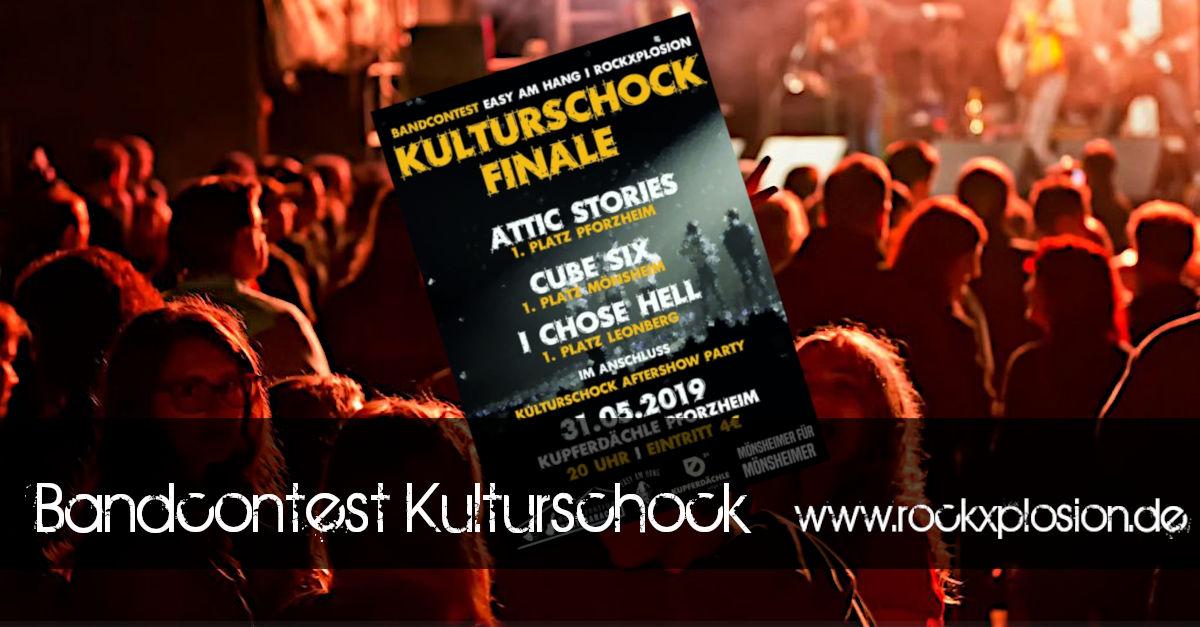 Veranstaltung - Bandcontest Kulturschock