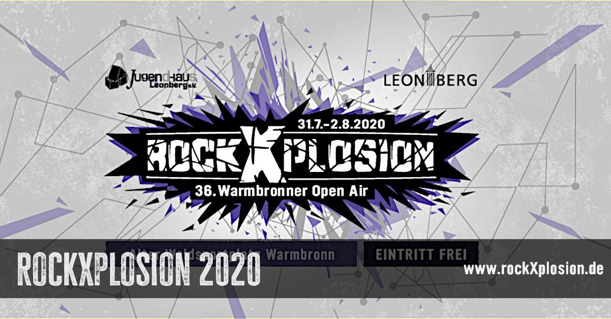 rockXplosion 2020