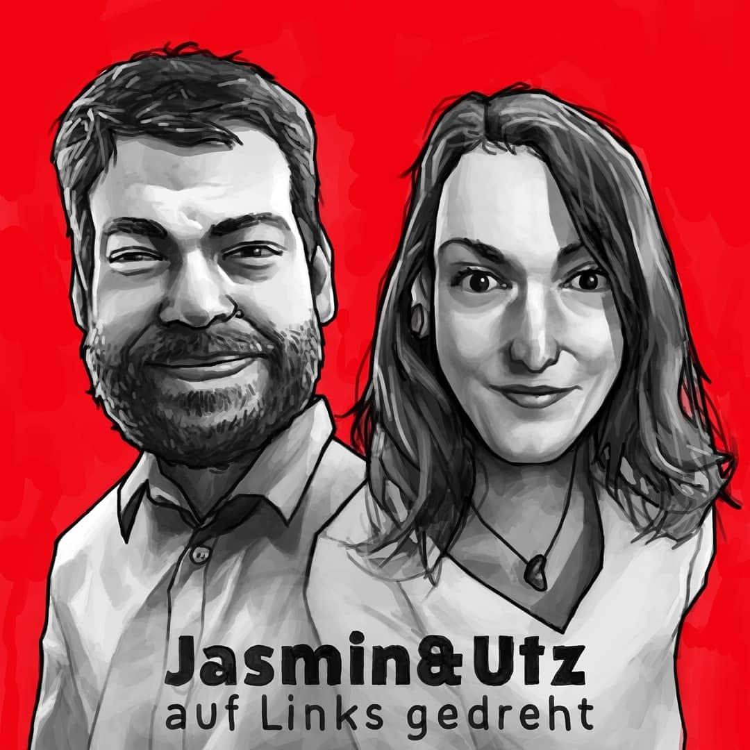 """Podcast """"Jasmin und Utz auf links gedreht"""""""